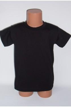 Vaikiški juodi marškinėliai (SAZE_37)