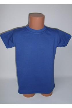 Vaikiški tamsiai mėlini marškinėliai (SAZE_33)
