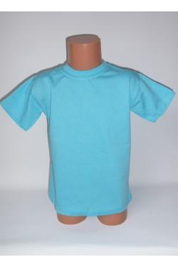 Vaikiški žydros spalvos marškinėliai (SAZE)