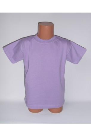 Vaikiški alyvinės spalvos marškinėliai (SAZE)