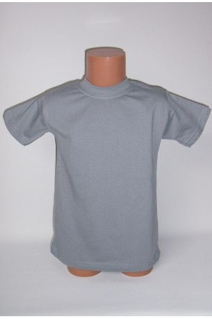 Vaikiški tamasiai pilki marškinėliai (SAZE)