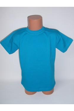 Vaikiški tamsiai žydros spalvos marškinėliai (SAZE)