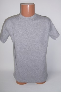Vaikiški pilki marškinėliai (SAZE_37)