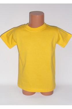 Vaikiški geltoni marškinėliai (SAZE)