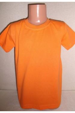 Vaikiški oranžiniai marškinėliai (SAZE)