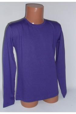Violetiniai marškinėliai ilgomis rankovėmis (ECE701)
