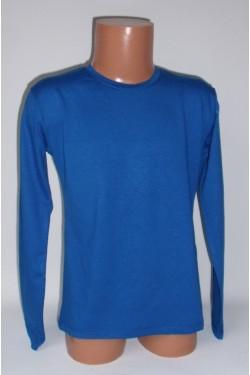 Mėlyni marškinėliai ilgomis rankovėmis (ECE701)