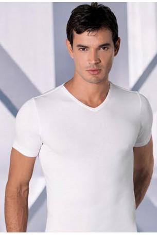 Marškinėliai su elastanu (O1632)