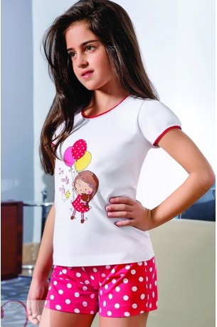 Pižama su šortukais (BER6503)