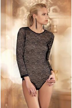 Gipiūrinis triko juodas (SB1015_18)