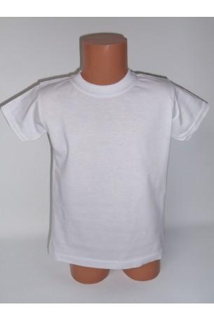 Vaikiški balti marškinėliai (SAZE_37)