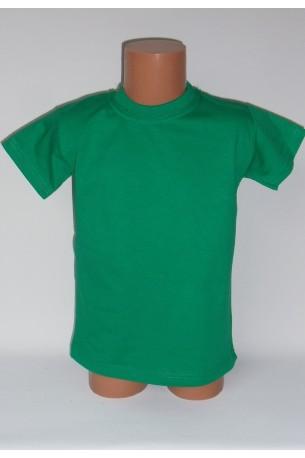 Vaikiški žali marškinėliai (SAZE_33)