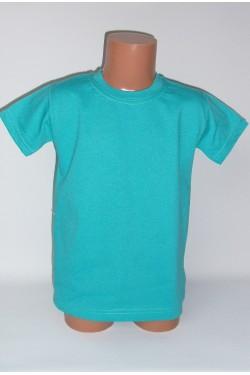 Vaikiški mėtinės spalvos marškinėliai (SAZE_33)