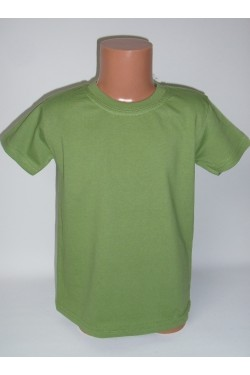 Vaikiški chaki spalvos marškinėliai (SAZE)