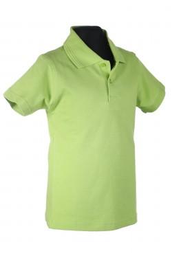 Polo marškinėliai trumpomis rankovėmis (Spalva: salotinė)