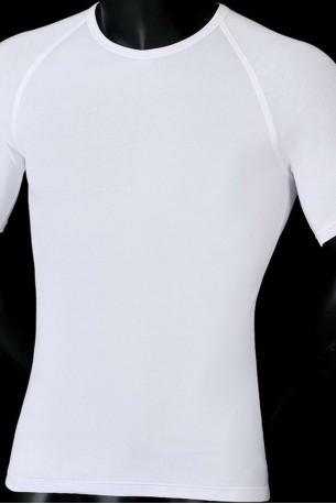 Marškinėliai reglaninėmis siūlėmis (O1640)