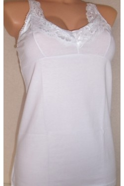 Marškinėliai su nėrinukais  (OTS3174_9)
