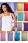 Spalvoti medvilniain marškinėliai (T100)